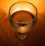 vit wine Fotografering för Bildbyråer