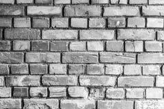 Vit yttersida för tegelstenvägg som bakgrund abstrakt texturwhite Royaltyfri Fotografi