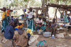 Vita africana fotografia stock libera da diritti