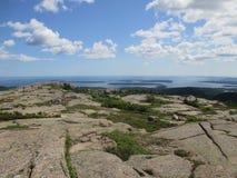 Vita berg, New Hampshire Fotografering för Bildbyråer