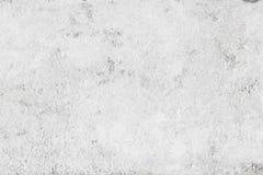 Vita betongväggmodeller och bakgrunder Royaltyfri Bild