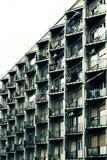 Vita in cubi Fotografia Stock Libera da Diritti