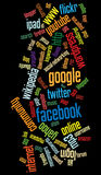 Vita del Internet Fotografia Stock