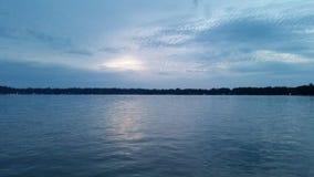 Vita del lago Fotografie Stock Libere da Diritti