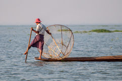 Vita del Myanmar Immagini Stock