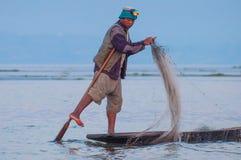 Vita del Myanmar Immagine Stock Libera da Diritti