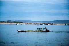 Vita del Myanmar immagine stock
