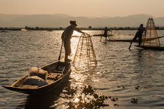 Vita del Myanmar Immagini Stock Libere da Diritti