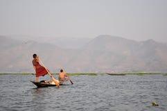 Vita del Myanmar Fotografia Stock Libera da Diritti