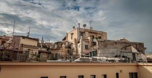 Vita del tetto Fotografia Stock