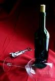 Vita del vino Fotografia Stock Libera da Diritti