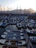 Vita della barca fotografia stock libera da diritti