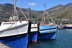 Vita della barca Fotografia Stock