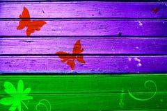 Vita delle farfalle Immagine Stock Libera da Diritti