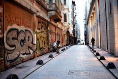 Vita di città Fotografie Stock Libere da Diritti