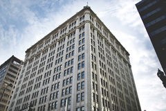 Vita di città di Chicago 2K2 Fotografie Stock Libere da Diritti