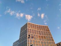 Vita di città in Germania immagini stock