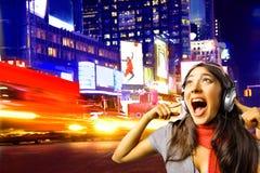 Vita di città Fotografia Stock Libera da Diritti