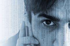 Vita di Digital Fotografie Stock Libere da Diritti