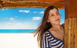 Vita di estate in Hawai Immagini Stock Libere da Diritti
