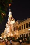 Vita di notte del Vietnam Immagini Stock Libere da Diritti