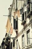 Vita domestica di Venezia Fotografie Stock