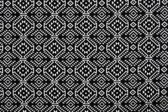 vita dynamiska fyrkanter för abstrakt bakgrundsblack Royaltyfri Foto