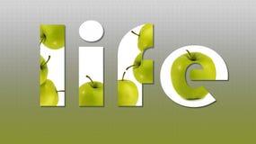 Vita e salute Immagini Stock Libere da Diritti