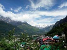 Vita himalayana Fotografia Stock Libera da Diritti