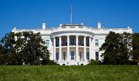 Vita huset Royaltyfria Bilder