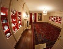 Vita Huset - Kina rum Arkivbilder