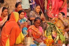 Vita in India Immagine Stock