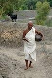 Vita indiana del villaggio Immagini Stock