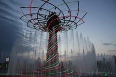 Vita italiana dell'albero Fotografia Stock