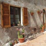 Vita lenta, Toscana Immagini Stock Libere da Diritti