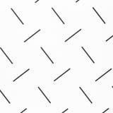 Vita linjer för bakgrundswhithsvart Arkivfoton