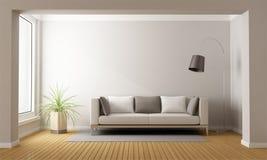 Vita minimalista illustrazione vettoriale