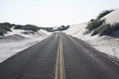 vita nationella sands för monument Arkivbilder