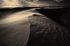 vita nationella sands för monument Arkivbild