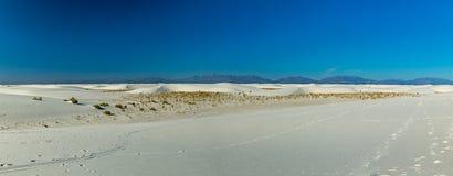 vita nationella sands för monument Royaltyfria Foton