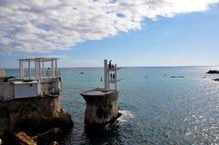 Vita in Nizza Fotografia Stock