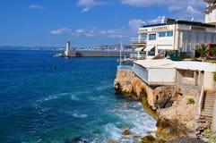 Vita in Nizza Fotografia Stock Libera da Diritti