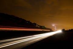 Vita notturna #5 immagini stock libere da diritti