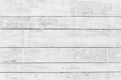 Vita plankor Arkivfoton