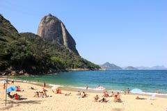 Vita quotidiana in Rio de Janeiro Fotografie Stock Libere da Diritti