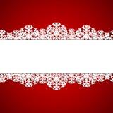 vita röda stjärnor för abstrakt för bakgrundsjul mörk för garnering modell för design Fotografering för Bildbyråer