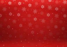 vita röda stjärnor för abstrakt för bakgrundsjul mörk för garnering modell för design Arkivbild