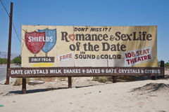 Vita Romance e sessuale delle date Immagini Stock Libere da Diritti