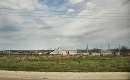 Vita rurale Immagini Stock Libere da Diritti