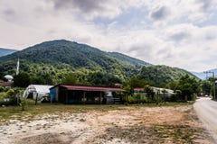 Vita rurale in Turchia Fotografie Stock